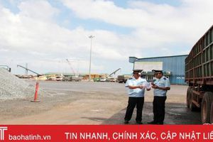 Hải quan Hà Tĩnh áp dụng hệ thống VASCM đối với Formosa