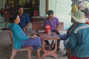 Long An: Giám đốc bị đình chỉ chức vụ vì 'thiếu' tiền mua lúa