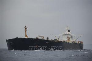 Bắt giữ một tàu nước ngoài bị cáo buộc buôn lậu nhiên liệu