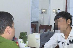 Thanh niên vướng vòng lao lý vì 'yêu' nhầm bé 14 tuổi