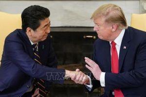 Nhật Bản và Mỹ đẩy nhanh quá trình đàm phán thương mại