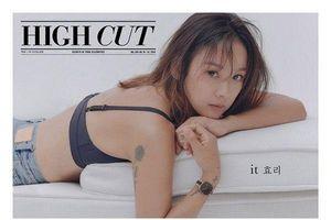 Nữ hoàng K-Pop Lee Hyori tái xuất 'buông lơi' vòng 1 trên tạp chí thời trang