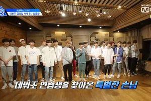 Chung kết 'Produce X 101': Các thực tập sinh tranh vị trí center, khách mời nổi tiếng bất ngờ tham dự