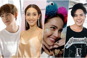 Điểm danh những gương mặt sao Thái thuộc hội con nhà giàu đình đám mà ít ai biết