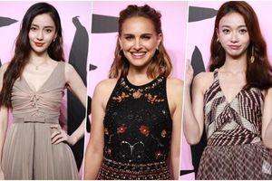 Các nữ thần như Angelababy, Quách Bích Đình, Natalie Portman,… đọ sắc, ai sẽ giành phần thắng?