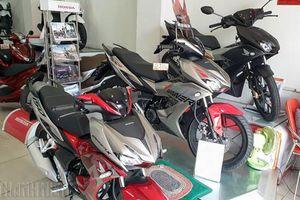 Về đại lý, giá bán Honda Winner X biến động nhẹ