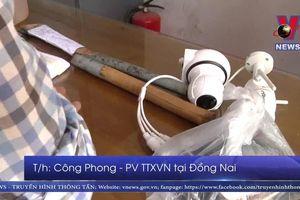 Tạm giữ 2 đối tượng gây sức ép để chiếm đất ở Đồng Nai