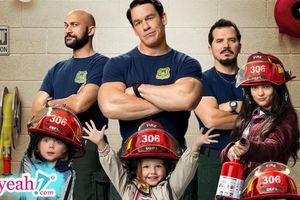 Huyền thoại đô vật John Cena trở thành bảo mẫu 'bất đắc dĩ' trong siêu phẩm hài 'Đùa với lửa'