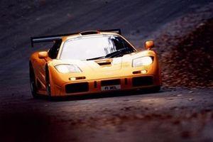 Hé lộ bí mật về mẫu xe đua huyền thoại McLaren F1