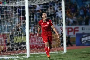 Toàn cảnh Hà Nội FC 1-1 HAGL: Người hùng Văn Toàn cảm thấy buồn