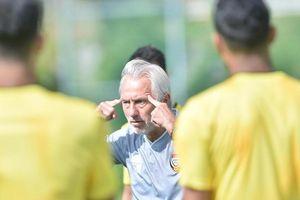 HLV trưởng của ĐT UAE đánh giá cao Việt Nam ở VL World Cup 2022