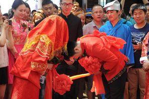 Tỷ lệ kết hôn ở Trung Quốc xuống mức thấp nhất trong 10 năm trở lại đây