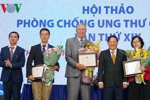 Số ca ung thư mới tăng nhanh 'chóng mặt' tại Việt Nam