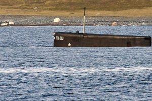 Tàu ngầm 'cá dữ' Piranha của Nga lột xác với khả năng ẩn mình siêu đẳng