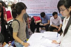 Tuyển sinh ĐH, CĐ năm 2019: Điểm chuẩn dự kiến tăng nhẹ ở trường đại học 'tốp đầu'