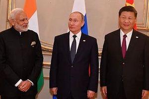 Mối quan hệ Nga – Trung - Ấn: Ba cạnh của một tam giác sắt