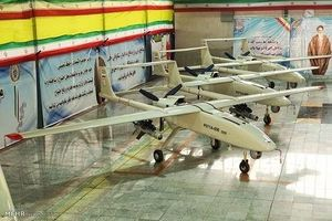 Máy bay không người lái Mohajer-6 của Iran 'thách thức' mọi mối đe dọa