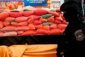 Băng đảng ma túy biến châu Á thành 'sân chơi' với lợi nhuận hơn 60 tỷ USD mỗi năm