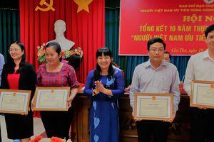 Tuyên truyền về hàng Việt cần có phương pháp ấn tượng