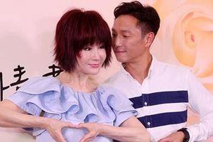 'Tiểu Long Nữ' Phan Nghinh Tử đóng cảnh hôn với đàn em kém 19 tuổi