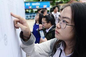 95 thí sinh đầu tiên trúng tuyển ĐH Khoa học Tự nhiên Hà Nội