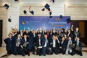Lễ tốt nghiệp 2018 - 2019 của học sinh trường BIS Hà Nội