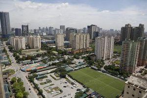 Phát triển đô thị: Lấy con người làm trung tâm