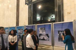 Bảo tàng Hồ Chí Minh triển lãm gần 100 hình ảnh, tài liệu về Chủ tịch XuPhaNuVông