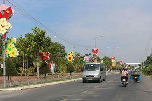 Huyện Vĩnh Thạnh (Cần Thơ) đạt chuẩn nông thôn mới