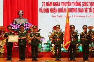 Cục Chính trị, Binh chủng Công binh đón nhận Huân chương Bảo vệ Tổ quốc hạng Nhất
