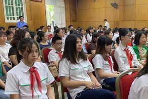 Học sinh Hà Nội trổ tài làm phim bày tỏ suy nghĩ trước cuộc sống