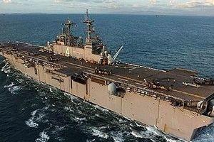 Iran: Mỹ đã bắn hạ máy bay của chính mình do 'nhầm lẫn'