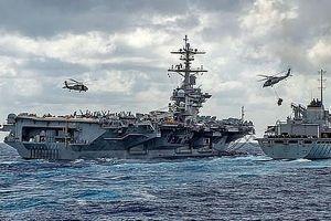 Ấn Độ khẳng định triển khai dài hạn tàu chiến ở Vịnh Persia, không tham gia liên minh quân sự