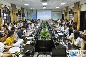Trước trọng trách kép của Việt Nam tại ASEAN và HĐBA LHQ, cán bộ trẻ Ngoại giao cần làm gì?