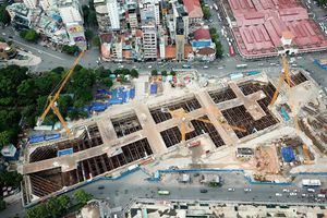 TP.HCM 'hối thúc' metro Bến Thành - Tham Lương 48.000 tỉ