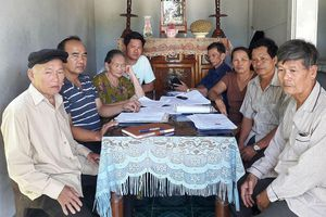 Thừa Thiên – Huế: Thu hồi hàng trăm ha đất chỉ để cỏ hoang cỏ dại?