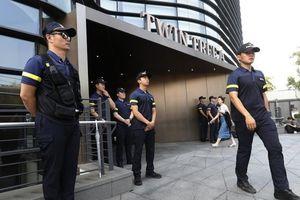 Một người Hàn Quốc tự thiêu trước Đại sứ quán Nhật