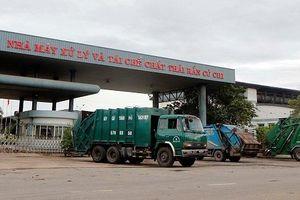 Chủ tịch TPHCM ra thông điệp cứng rắn với nhà máy rác gây ô nhiễm