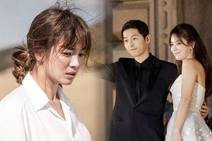 Song Hye Kyo: 'Định mệnh đến cứ đến... tôi sẽ xem định mệnh chỉ lối ra sao'