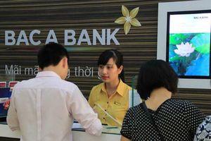 BacABank: Cắt gần nửa chi phí trích lập dự phòng, lợi nhuận 6 tháng đầu năm tương đương cùng kỳ