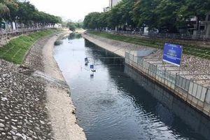 Làm sạch sông Tô Lịch: Đã có phương án khắc phục sau khi xả nước hồ Tây