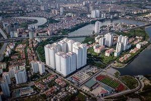 Bộ TN&MT 'tuýt còi' dừng thu hồi sổ đỏ tại một số dự án phát triển nhà ở Hà Nội