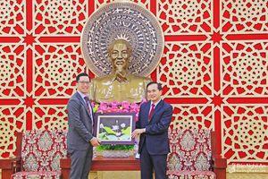 Thúc đẩy hợp tác kinh tế giữa Nghệ An và Singapore