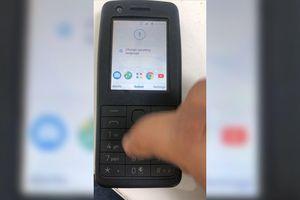 Bất ngờ xuất hiện mẫu Nokia 220 chạy Android