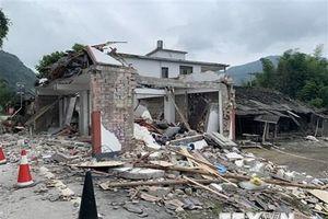 Trung Quốc: Khu tự trị Tây Tạng rung chuyển vì động đất mạnh 5,6 độ