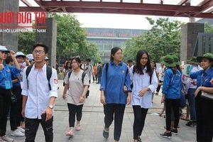 Điểm chuẩn đại học Quốc gia TP.Hồ Chí Minh tăng, 'sàn' đánh giá năng lực cao nhất 996 điểm