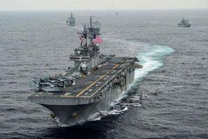 'Chảo lửa' vùng Vịnh thêm căng thẳng sau vụ Mỹ bắn rơi máy bay Iran