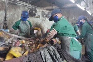 Không xác định được tỷ lệ rác chôn lấp do nhà máy vận hành sai quy trình