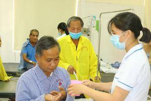 Quỹ PASTB hỗ trợ bệnh nhân ngoại quốc đầu tiên chiến thắng bệnh lao