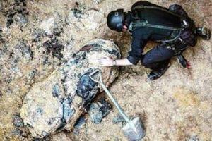 Trung Quốc phát hiện quả bom từ thời Chiến tranh Thế giới thứ Hai